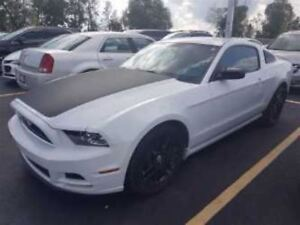 2014 Ford Mustang V6 PREMIUM! APPEARANCE PACKAGE! 18 BLACK WHEEL