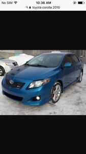 Looking to buy a Toyota Corolla
