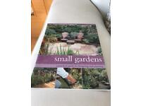 SMALL GARDEN DESIGN BOOK