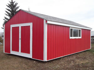 Storage for your  ATVs , Snowmobies and all your Parts