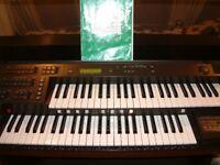 YAMAHA ELECTONE EL40 Electronic organ.