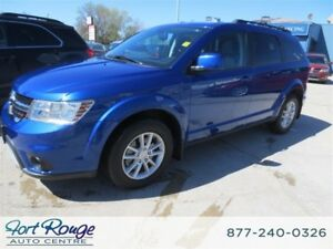 2015 Dodge Journey SXT - 7 PASS/NAV/DVD/SUNROOF