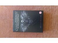 Game of Thrones boxed set - season 4