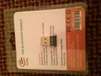 USB blue tooth dongle - brand new