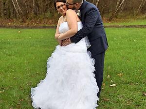 Robe de mariée usagé