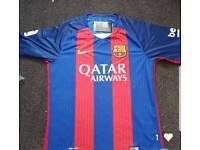 Barcelona home jersey 2016/17 medium