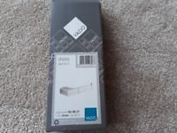 New and unused Vado Shama chrome toilet roll holder