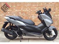 Honda forza 125cc (15 REG) Spotless, Low mileage!