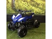 **49CC MINI ASSASSIN QUAD BIKES**FULLY AUTOMATIC**FULLY SPEED RESTRICTABLE**