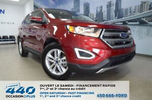 2016 Ford Edge SEL | AWD, CUIR, NAGIVATION
