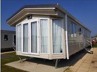 Luxury 2 Bedroom Holiday Home / Static Caravan in Lincolnshire