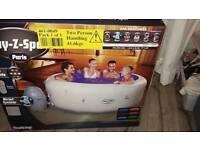 Brand New Lay-z-Spa Paris Hot Tub