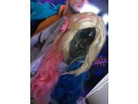 Harley Quinn style wig