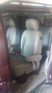 2008 Pontiac Montana Minivan, Van SV6 7 seats good condition