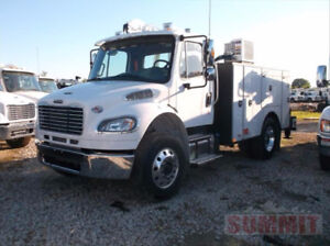 Brand New 2018 Freightliner with Summit 11ft body