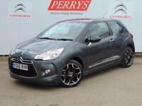 2015 Citroen DS3 1.6 BlueHDi DStyle 3 door Diesel Hatchback