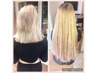 5A Grade Hair Extensions - Mobile Manchester/ Oldham/ Rochdale/ Ashton/ Bury