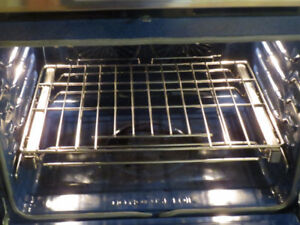 """Electrolux Glider Oven Rack with Handle Nickel Finish 22"""" x 15"""""""