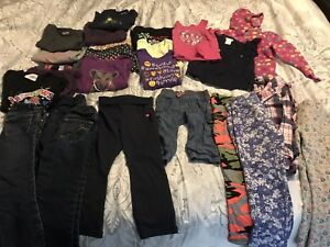 4/5 T clothing lot