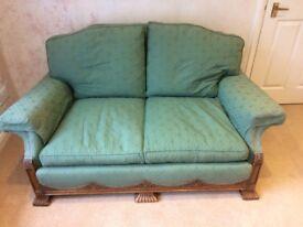 Antique 2 Seat Sofa