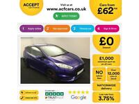 Ford Fiesta ST 2 FROM £62 PER WEEK!