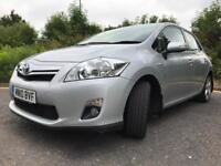 TOYOTA AURIS T-SPIRIT HYBRID AUTOMATIC WITH ONLY 33K MILLAGE FULL TOYOTA SERVICE HISTORY