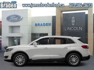 2016 Lincoln MKX Reserve - Leather Seats -  Cooled Seats -  Blue