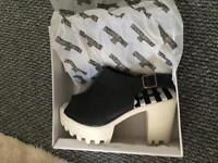 Brand new women's size 6 shoes