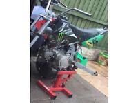 pit bike 50cc spares repairs