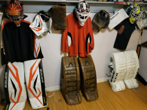 Goalie group