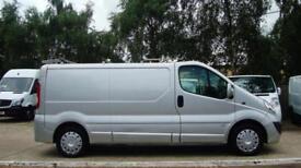 2013 VAUXHALL VIVARO 2.0 CDTI [115PS] 2900 LWB Sportive Van NO VAT