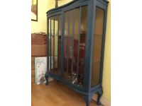China cabinet probably 1940s