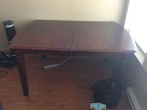 Mahogany Dinning Room Table