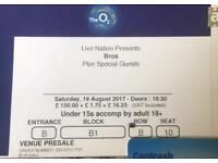 Bros concert tickets