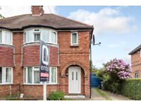 3 Bedroom semi detached house in sought after St. Johns Worcester.