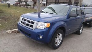 2008 Ford Escape XLT   Certified and E-tested   With Warranty
