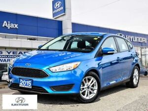 2015 Ford Focus *SE|Alloy Wheels|Rear View Camera
