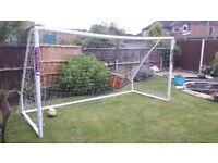 football samba goal 12ft x 6ft