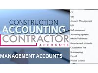 Construction Accounting Specialist | CIS, Tax, Accountancy & Interim Valuations
