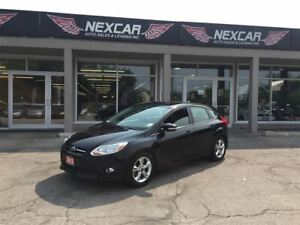 2012 Ford Focus SE 5 SPEED LEATHER ALLOY WHEELS  81K
