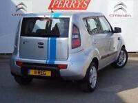 2011 Kia Soul 1.6 CRDi 2 5 door Auto Diesel Hatchback