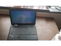 Toshiba amd dual core 3gb ram 320gb hhd laptop webcam hdmi excellent condition