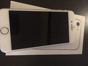 iPhone 7 silver 128gb mint