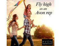 Earn extra for Christmas as an Avon rep