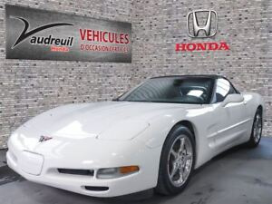 2002 Chevrolet Corvette *MANUEL*CONVERTIBLE*