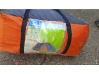 6 man tent Halfords aventura tunnel tent