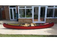 Old Town canadian canoe in excellent condition
