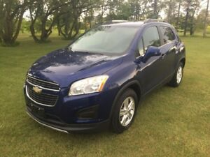 2013 Chevrolet Trax LT 1.4L TURBO