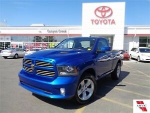 2014 Dodge Ram 1500 Sport 4x4 Regular Cab SWB CLEAN CARPROOF