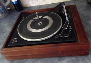 Girrard vintage record Player Turntable